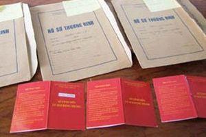 Đình chỉ chế độ trợ cấp thương binh của 569 do khai man hồ sơ