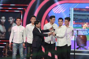Đội tuyển U23 Việt Nam được chọn là 'Nhân vật ấn tượng' của năm