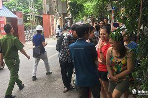 Hà Nội: Động đất 5,3 độ richte nhiều tòa nhà cao tầng rung lắc