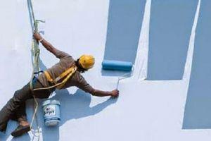 Người đàn ông tử vong nghi 'thủ phạm' chính là sơn tường nhà