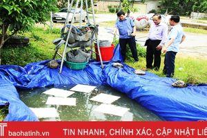 Xử lý ô nhiễm dầu ở Hương Trạch: Doanh nghiệp chờ nhau, dân vẫn bất an!