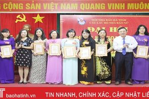 Nhà báo nữ Hà Tĩnh tự tin, bản lĩnh trong thời kỳ mới