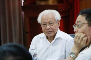 'Hội đồng thẩm định quốc gia đã thông qua sách của GS Hồ Ngọc Đại'