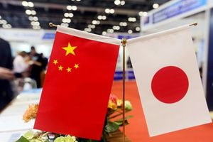 'Kỳ đà cản mũi' trong quan hệ hợp tác Trung-Nhật