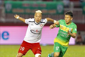 Quảng Nam FC chiến thắng tại V.League 2018 sau chuỗi 7 trận toàn thua