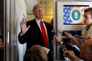 Ông Trump nổi giận vì một bài báo trên tờ New York Times