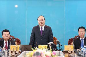 Thủ tướng: 'Đưa Việt Nam thành cường quốc về công nghệ thông tin'