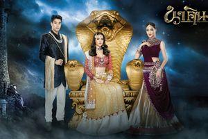 Hơn một tháng nữa 'Nữ thần rắn' phần 2 chính thức lên sóng, Ken Phupoom và Taew Natapohn đóng vai gì?