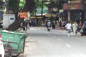 Nhiều tòa nhà cao tầng ở Hà Nội rung lắc mạnh là do dư chấn trận động đất ở biên giới Việt - Trung