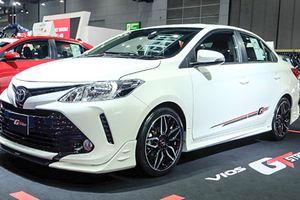 Toyota Vios phiên bản GT Street chỉ sản xuất giới hạn 100 chiếc
