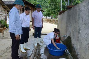 Huyện Mường Lát nỗ lực triển khai công tác vệ sinh môi trường sau mưa lũ