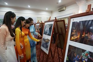 Trưng bày 300 ảnh đẹp về ASEAN