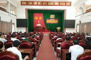 Vĩnh Long: Triển khai, quán triệt thực hiện Nghị quyết Trung ương 7 của Trung ương Đảng 