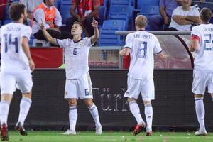 Kết quả UEFA Nations Cup ngày 7/9