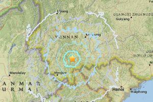 Hà Nội bị ảnh hưởng bởi trận động đất mạnh ở Trung Quốc?