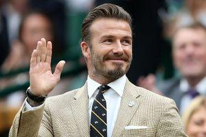 Ngắm vẻ đẹp trai hút hồn của David Beckham từ thanh niên đến hiện tại