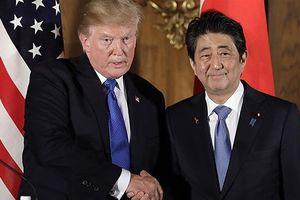 Tổng thống Donald Trump ép Nhật Bản giảm thâm hụt thương mại với Mỹ