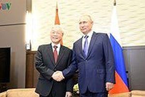 Quan hệ Việt Nam - Liên bang Nga mở ra giai đoạn phát triển mới
