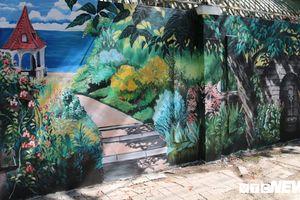 Giới trẻ Đà Nẵng có bị cuốn hút bởi bích họa trên đường Hồ Nguyên Trừng?