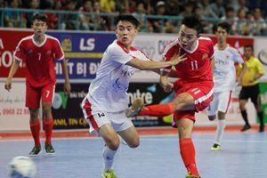 Futsal HDBank VĐQG 2018: Cao Bằng vùi dập Hoàng Thư Đà Nẵng, vươn lên thứ 2 giải Futsal VĐQG