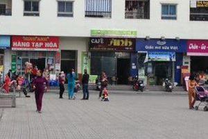 Nhiều nhà cao tầng ở Hà Nội 'rung lắc' do ảnh hưởng động đất