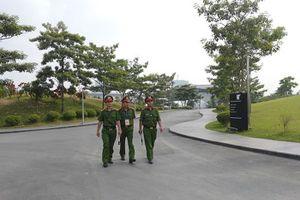 CAQ Nam Từ Liêm: Sẵn sàng phương án bảo vệ Hội nghị Diễn đàn kinh tế Thế giới về ASEAN