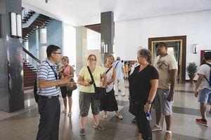 Giới hạn tăng trưởng của ngành du lịch