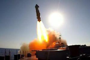 26 tàu chiến Nga bắn đạn thật trên Địa Trung Hải