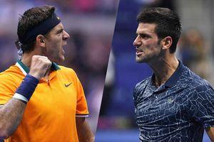Chung kết đơn nam US Open, Djokovic vs Del Potro: Đỉnh cao vẫy gọi