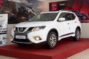 Chi tiết Nissan X-Trail V-Series về đại lý trước ngày ra mắt