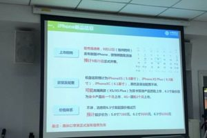 Bộ 3 iPhone mới lộ tên gọi, giá bán tại Trung Quốc