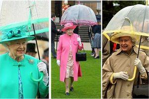 Nóng nhất hôm nay: Tiết lộ thú vị về những chiếc ô sặc sỡ của Nữ hoàng Anh