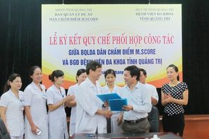 Hơn 90% người dân hài lòng và rất hài lòng với dịch vụ y tế tại Bệnh viện Đa khoa Quảng Trị