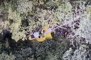 Một hành khách nữ sống sót trong vụ máy bay trực thăng rơi tại Nepal