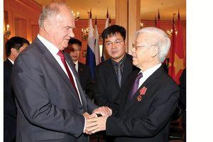 Liên bang Nga coi trọng hợp tác trên mọi lĩnh vực với Việt Nam
