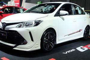 Toyota Vios GT Street bản giới hạn giá chỉ 537 triệu đồng