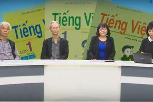Đối thoại: Tiếng Việt công nghệ giáo dục - Tranh cãi vì đâu?