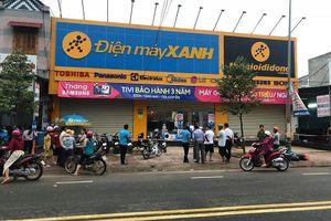 Án mạng tại siêu thị Điện Máy Xanh