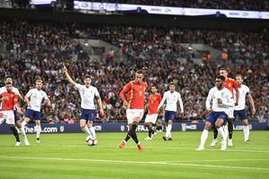 Tây Ban Nha hạ đo ván tuyển Anh ngay tại Wembley