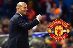 Zidane đến MU thay Mourinho: Cú đáp ngoạn mục