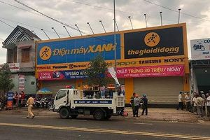 Đắk Lắk: Nhân viên bảo vệ rút dao đâm chết quản lý siêu thị Điện máy xanh