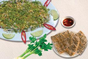 Đến Phú Quốc đừng bỏ lỡ đặc sản tiết canh cua