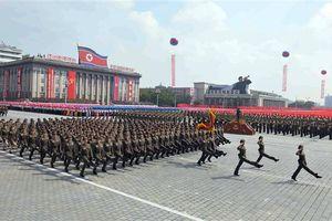 Triều Tiên diễu binh quy mô lớn kỷ niệm 70 năm Quốc khánh