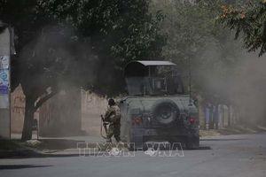 Bạo lực tại thủ đô Kabul của Afghanistan
