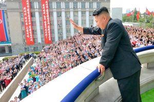 Triều Tiên tổ chức duyệt binh lớn dịp quốc khánh