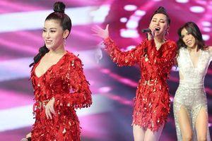 Say sưa ngắm nhìn Ngọc Ánh 'sang chảnh' đọ sắc 'lụa là' cùng dàn thí sinh Siêu Mẫu Việt Nam 2018