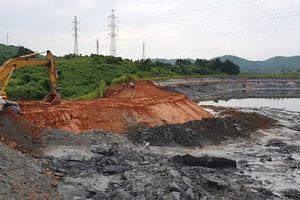 Vụ vỡ đập chứa Gyps thải ở Lào Cai: Tiếp tục giám sát nước mặt, phát hiện điểm ô nhiễm