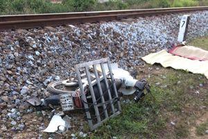 Quảng Trị: Tai nạn đường sắt khiến một người tử vong