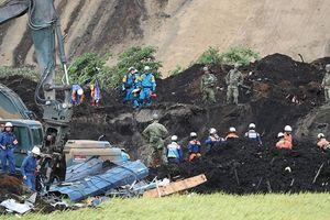 Số người thiệt mạng do động đất ở Nhật Bản tiếp tục tăng