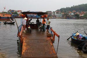 Khắc phục hạn chế, bảo đảm giao thông đường thủy